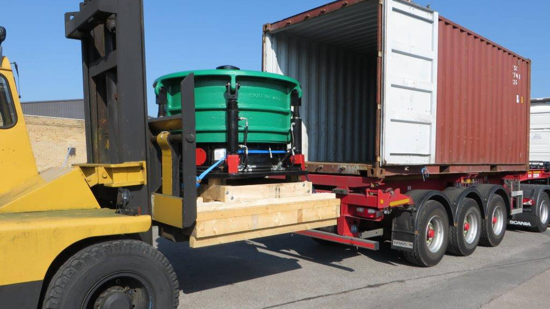 WBC Export Packing Services